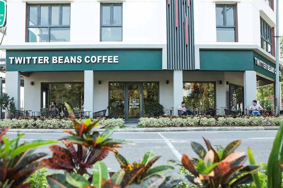 Quán Cà phê Twitter Beans gamuda