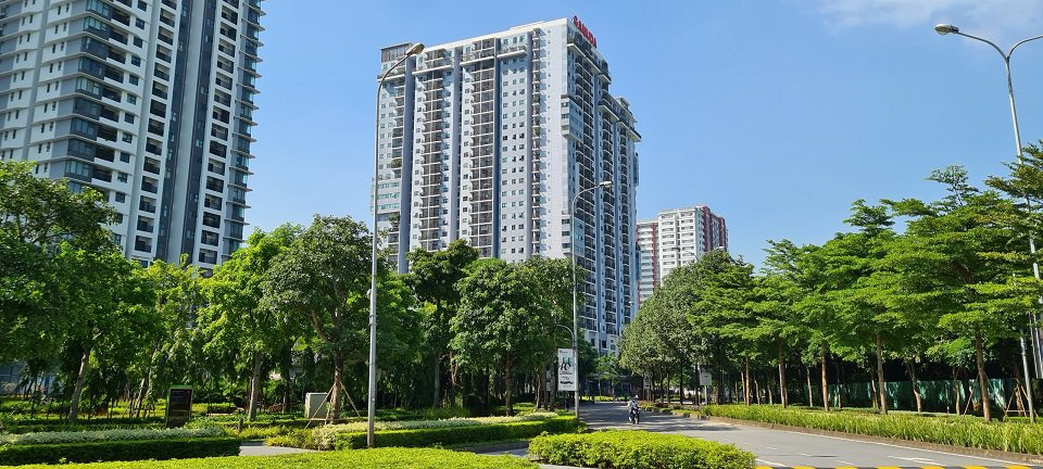 The two residence Trần Phú Hoàng Mai