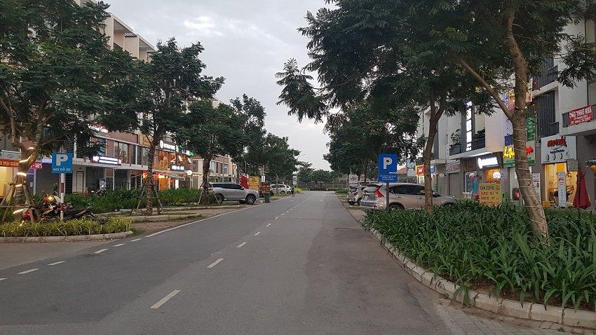 Nhà phố thương mại Gamuda