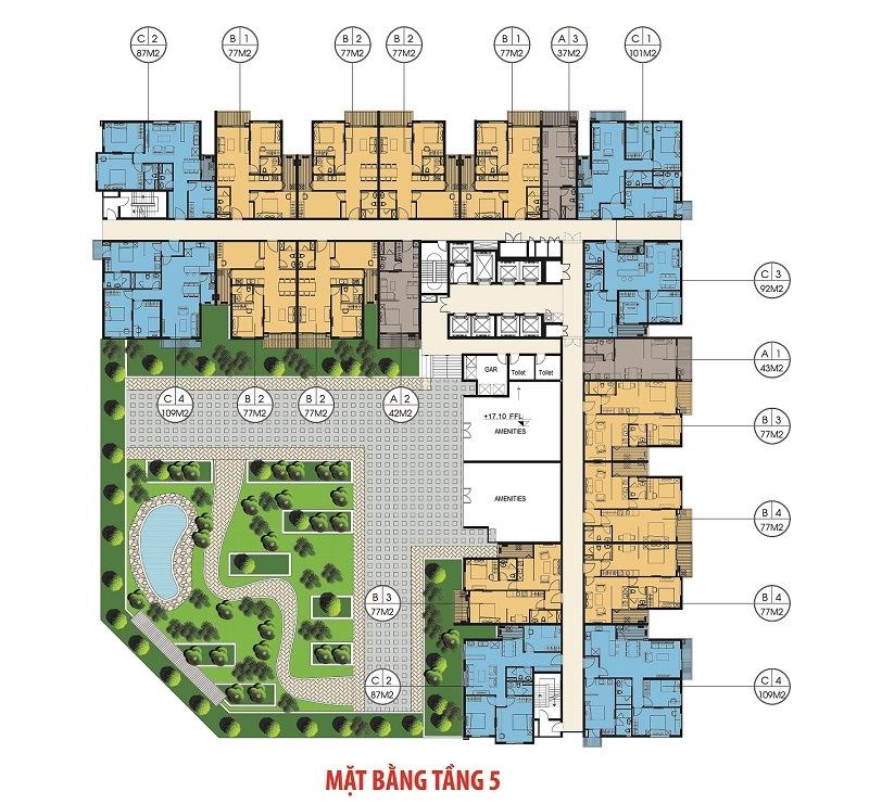 mat-bang-chung-cu-the-two-residens-gamuda-gardens