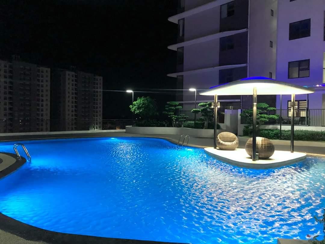 Bể bơi the zen residence