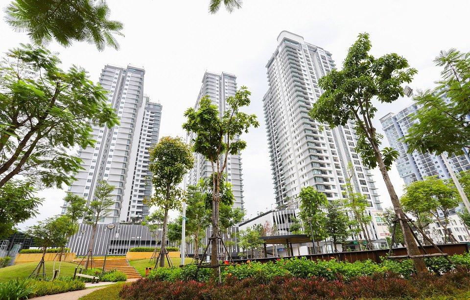 Chung cư Zen Gamuda Garden