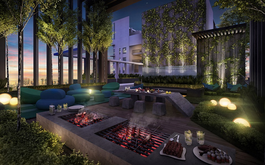 The ZEN Residence - Vườn Nướng