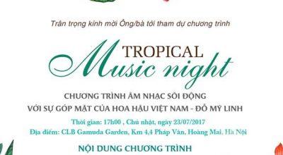 thu-moi-su-kien-tropical-music-night-tai-gamuda-gardens
