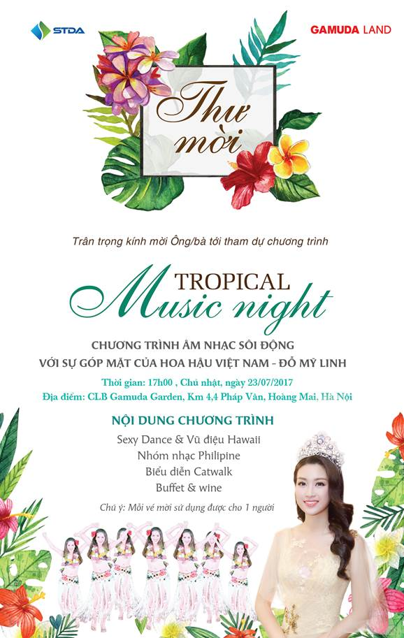 thu-moi-su-kien-tropical-music-night-tai-gamuda-gardens