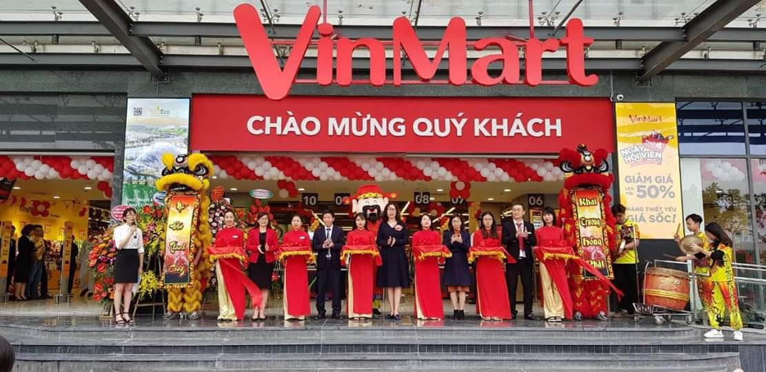 vinmart Gamuda Yên Sở