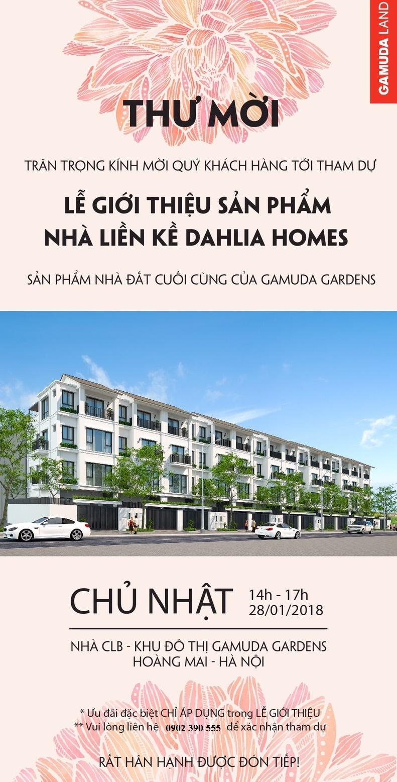 thu-moi-mo-ban-lien-ke giai-doan-4-Gamuda-Gardens