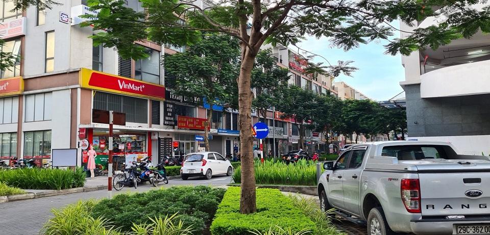 Cho thuê nhà phố Shophouse Gamuda