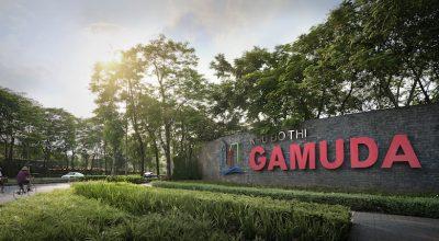 Khu đô thị Gamuda Garden