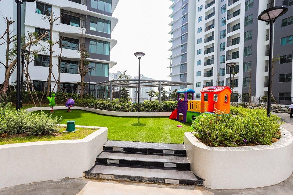 Không gian vui chơi cho trẻ em the zen residence