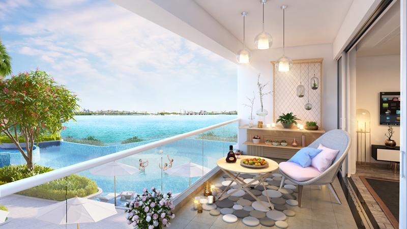 thiết kế căn hộ the dandelion yên sở