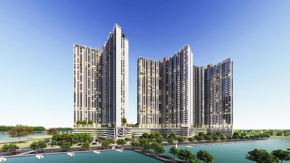 central residence gamuda city