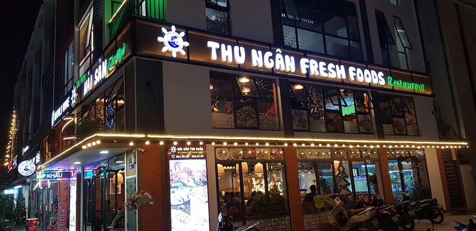 Nhà hàng Hải sản Thu Ngân gamuda garden