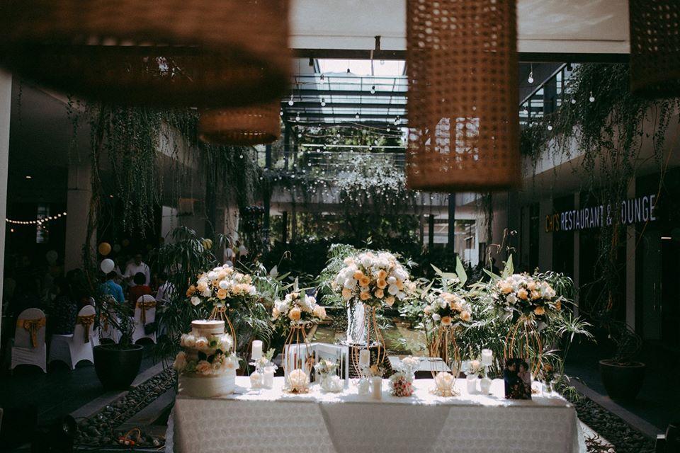 Tổ chức tiệc cưới tại Gamuda Garden