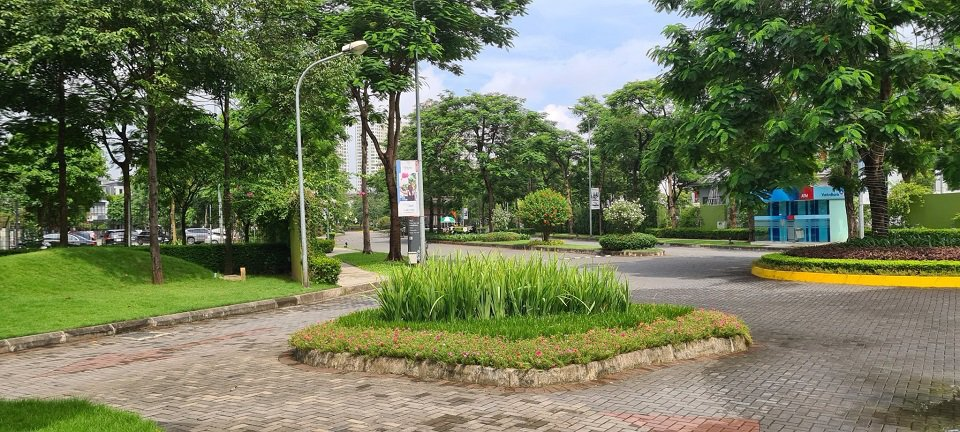 Cây rút tiền ATM Viettinbank Gamuda Hoàng Mai