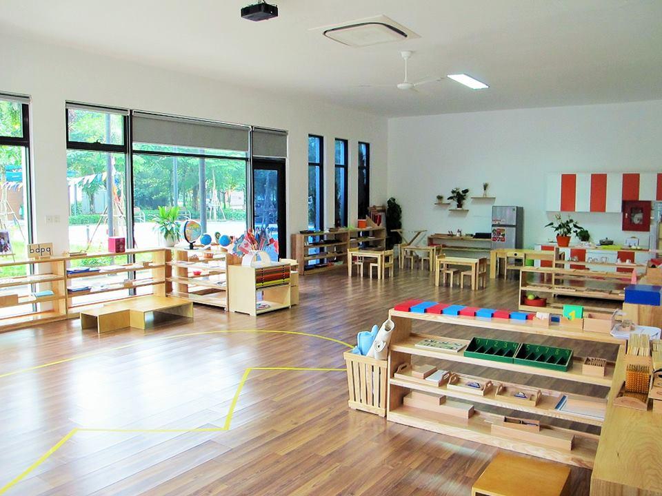 Trường mầm non IQ Montessori School
