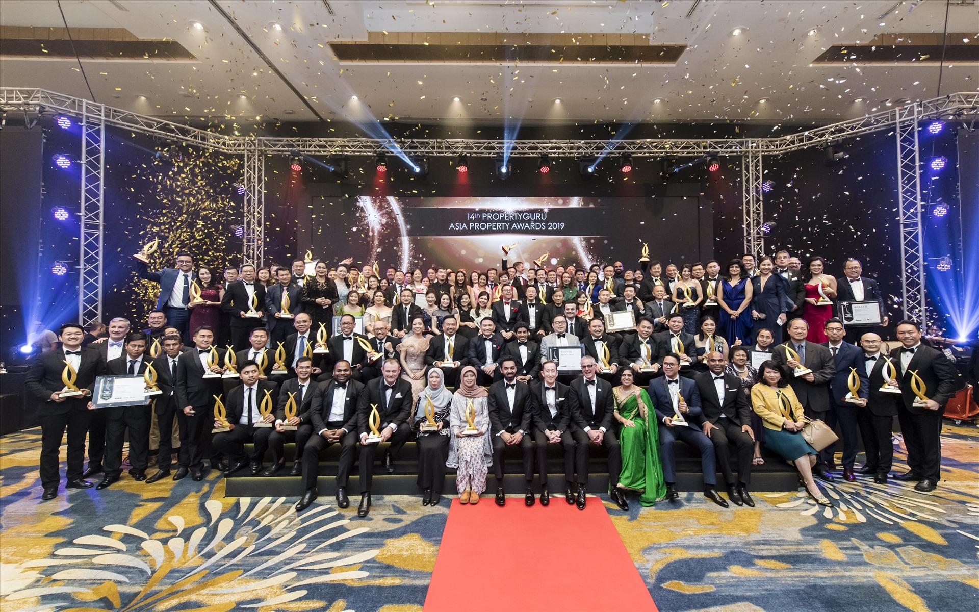 giải thưởng bất động sản châu á