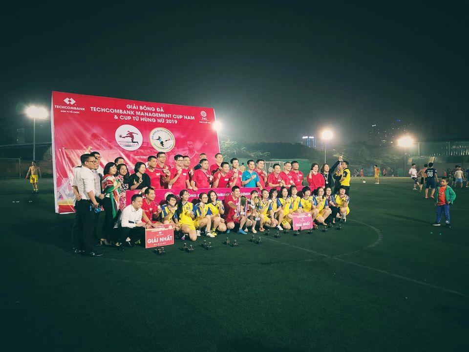 Địa điểm tổ chức giải bóng khu Lĩnh Nam Hoàng Mai