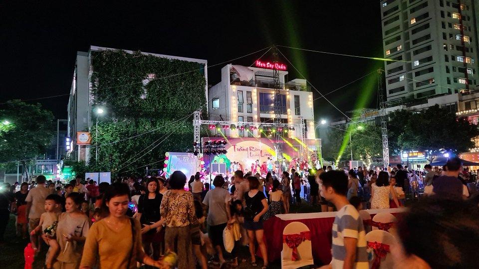 Nhạc hội trung đêm Trung Thu Gamuda