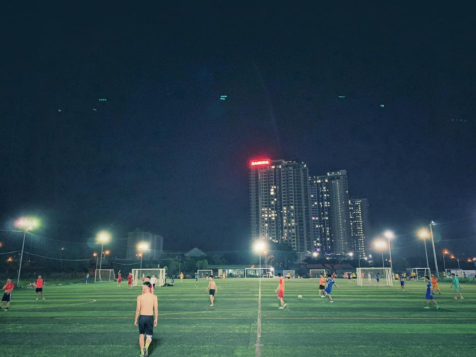 Sân bóng Gamuda Trần Phú Hoàng Mai